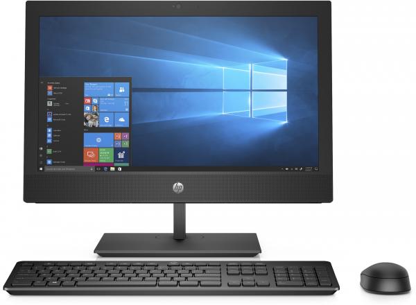 Desktop All-in-One HP ProOne 400 G4  i5-8500T, 256GB SSD, RAM 8GB DDR4, Win10 Pro 4