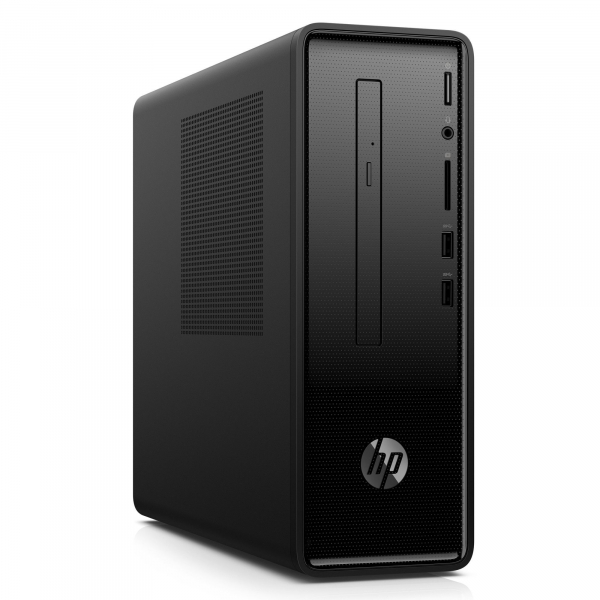Desktop Hp Slimline 290 p0110ng GR, Intel Core i5-8400, 1 Tb HDD+ 128 Gb M.2, 8 Gb Ram, Windows 10 Home 2