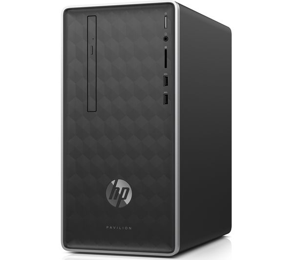 Desktop PC HP Pavilion 590, Intel Core i5-8400, RAM 8GB DDR4, HDD 1TB, M.2 128GB, Video NVIDIA GeForce GTX 1050 2GB, Windows 10 Home 0