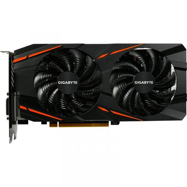 Desktop PC i5-6400T, RAM 8GB DDR4, SSD 240GB, placa video Gigabyte RX570 4GB/256bit, Carcasa 982B Gaming 3
