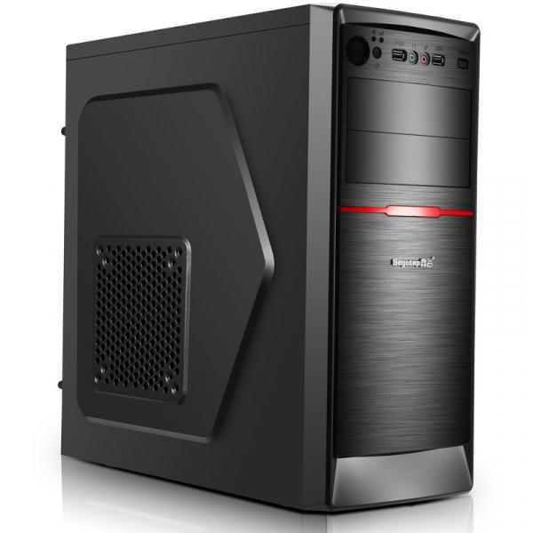 Desktop PC Intel Pentium GOLD G5400 3.70 GHz, 8GB DDR4 2400 MHz, SSD 240GB, GTX960 2GB 128-Bit 1