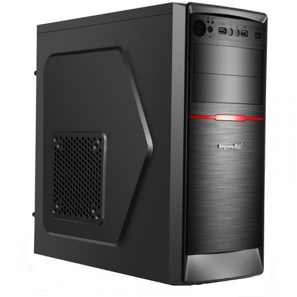 Desktop PC Intel Pentium GOLD G5400 3.70 GHz, 8GB DDR4 2400 MHz, SSD 240GB, GTX960 2GB 128-Bit 5