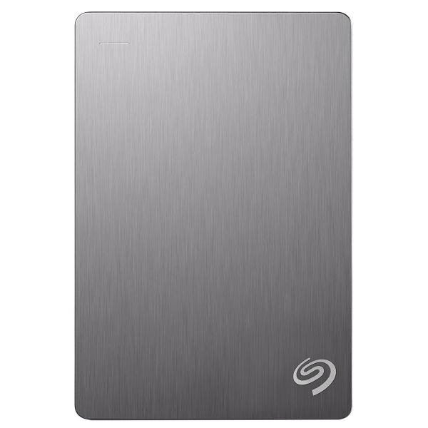 "HDD extern Seagate Backup Plus Portable, metalic, 5TB, 2.5"", USB 3.0,Gri 1"
