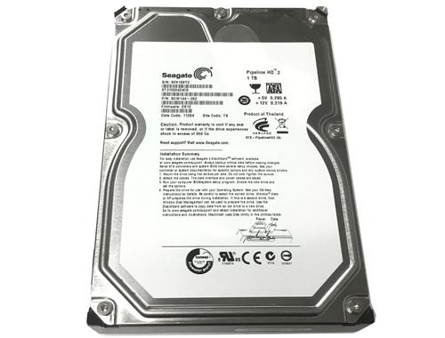 """HDD SEAGATE, 1TB, 3.5"""", 5900 RPM, ST31000424CS 1"""