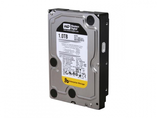 HDD Western Digital, 1TB, 7200 RPM, 64MB, WD1003FBYX 0