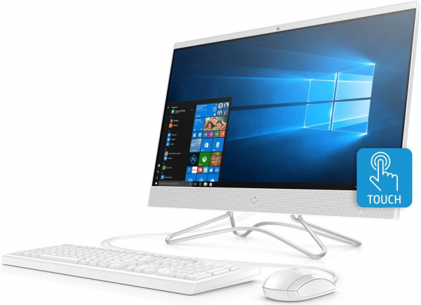 Sistem AIO HP 24-f0250ng Intel Core i5-9400T, 8 GB, 256 GB M.2 SSD, Windows 10 Home 0