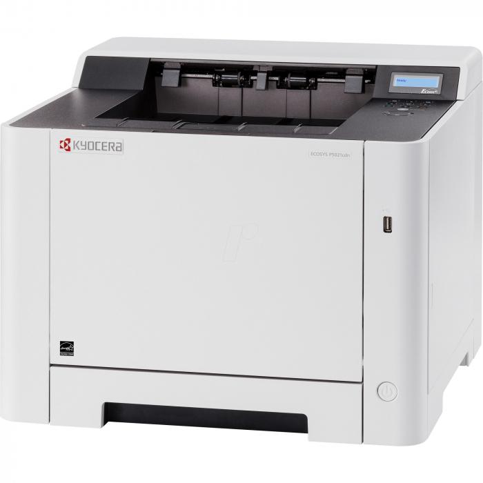 Imprimanta laser color Kyocera ECOSYS P5021cdn, duplex, retea, A4 (1102RF3NL0) [4]