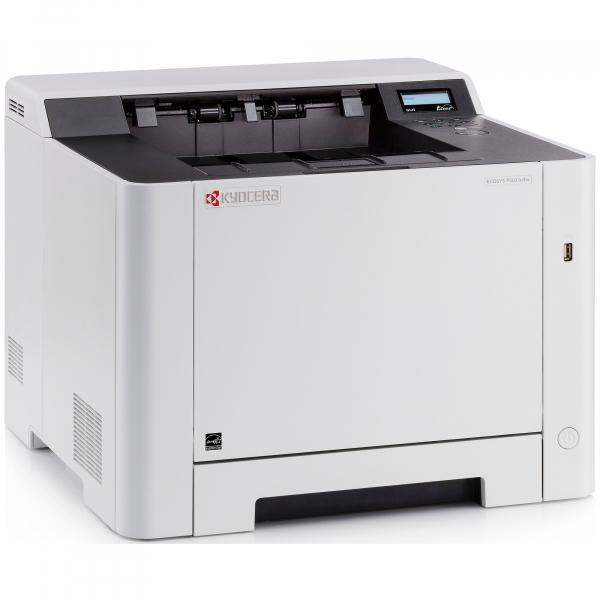 Imprimanta laser color Kyocera ECOSYS P5021cdn, duplex, retea, A4 (1102RF3NL0) [2]