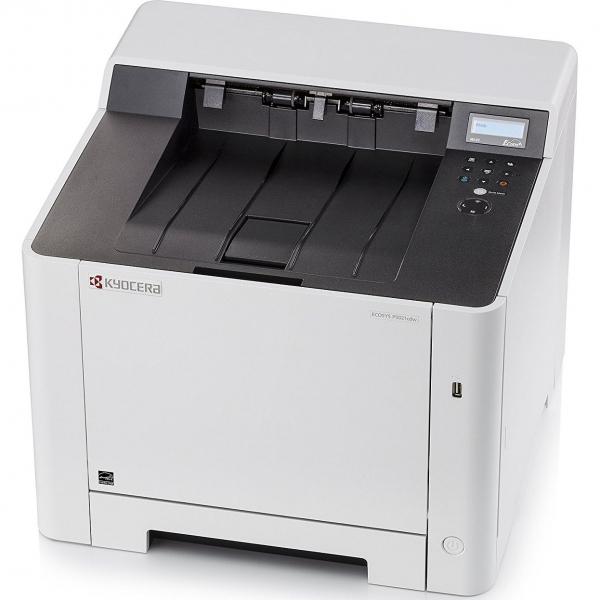 Imprimanta laser color Kyocera ECOSYS P5021cdn, duplex, retea, A4 (1102RF3NL0) [0]