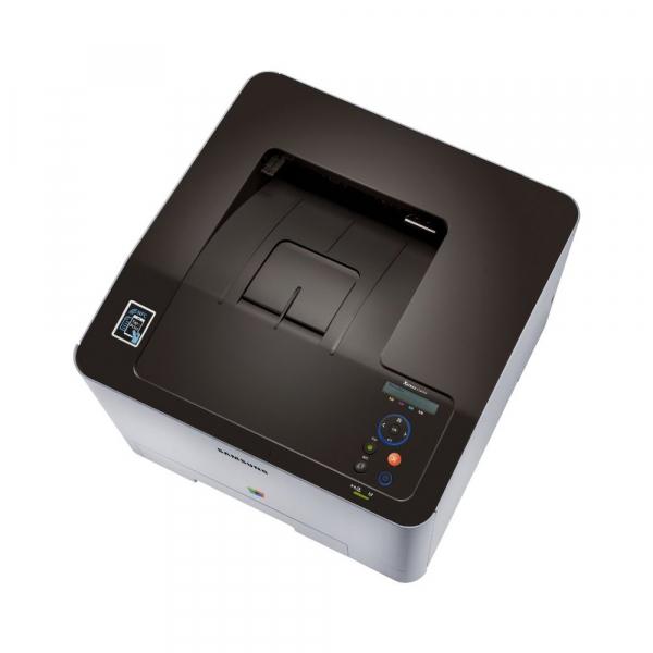 Imprimanta laser color Samsung C1810W, A4, Retea, Wireless 4