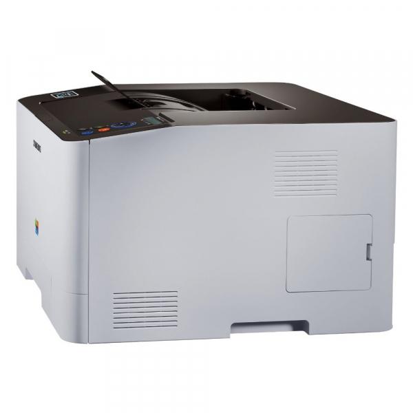 Imprimanta laser color Samsung C1810W, A4, Retea, Wireless 3