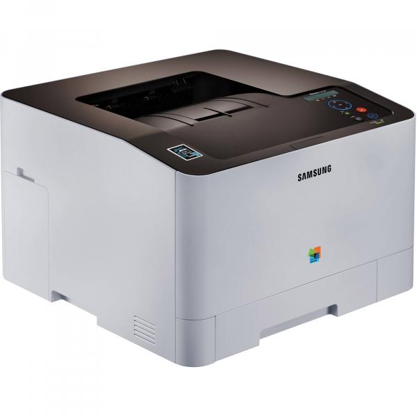 Imprimanta laser color Samsung C1810W, A4, Retea, Wireless 1