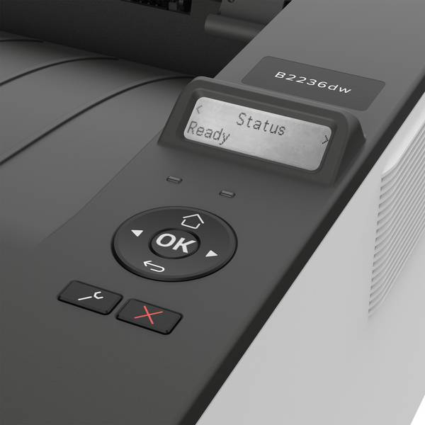 Imprimanta Laser Monocrom Lexmark B2236dw A4 Duplex Wireless [3]
