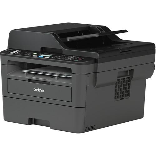 Imprimanta multifunctionala Brother MFC-L2710DW, 1200 x 1200DPI, Laser, A4, 30ppm, Wi-Fi 2