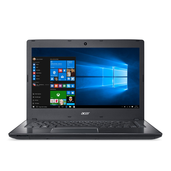 "Laptop Acer P249  i5-7200U 2.50 GHz (3.1 GHz Turbo Boost), 8 Gb DDR4 2166 MHz, 256 Gb SSD, Windows 10 Pro, Display 14"" Full HD Acer ComfyView™ (matte) cu LED-Backlight LCD 0"