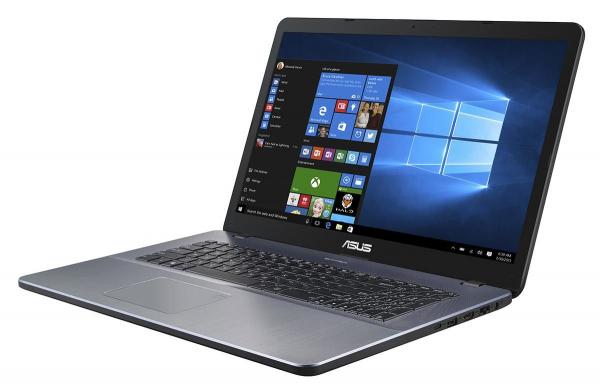 """Laptop ASUS F705UA-BX831T, 17,3"""", Intel Pentium Gold 4417U, RAM 4 GB DDR4, HDD 1TB, Windows 10 Home, tastatura in limba germana 3"""