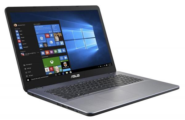 """Laptop ASUS F705UA-BX831T, 17,3"""", Intel Pentium Gold 4417U, RAM 4 GB DDR4, HDD 1TB, Windows 10 Home, tastatura in limba germana 1"""