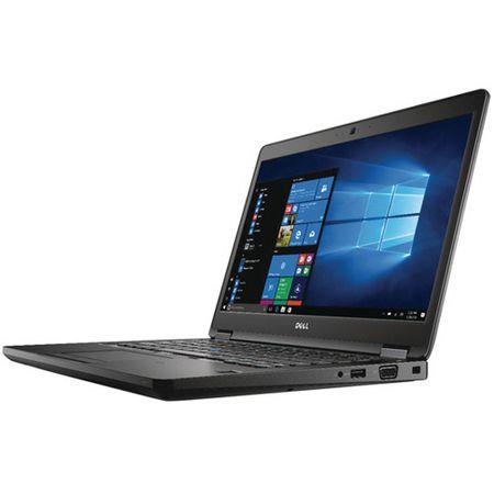 Laptop Dell  Latitude 5480 Intel Core i5-6300U 2.40 GHz HDD 256 GB SSD RAM 8GB video Intel HD Graphics 520 webcam Windows 10 Pro 3