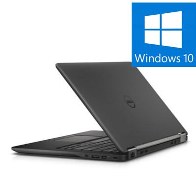 Laptop Dell  Latitude 5480 Intel Core i5-6300U 2.40 GHz HDD 256 GB SSD RAM 8GB video Intel HD Graphics 520 webcam Windows 10 Pro [0]