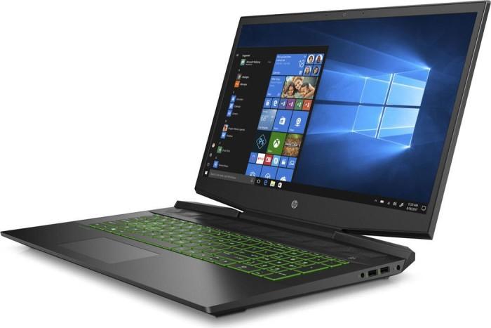 "Laptop Gaming HP 17-cd1275ng 17.3"" Intel Core i7-10750H 16Gb 512SSD + 1Tb HDD Nvidia GTX 1660Ti Win10 HOME 2"