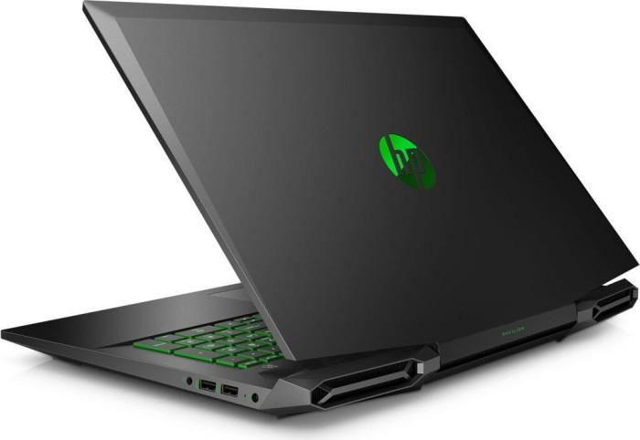 "Laptop Gaming HP 17-cd1275ng 17.3"" Intel Core i7-10750H 16Gb 512SSD + 1Tb HDD Nvidia GTX 1660Ti Win10 HOME 6"