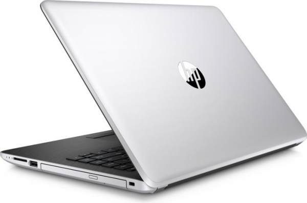 Laptop HP 14-bs130ng, Intel Core i5-8250U, RAM 8GB DDR4, 256GB SSD,AMD Radeon 520 2GB, Windows 10 Home, Keyboard DE 2