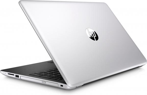 Laptop HP 15-bs024ng, Intel Core i7-7500U 2.70 GHz, 256 Gb SSD, 8 Gb RAM, Placa video AMD Radeon 530 2 Gb, Windows 10 Home, tastatura DE 2