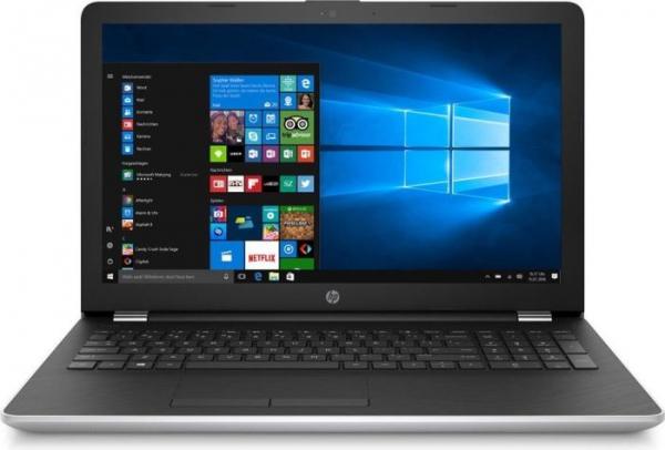 """Laptop HP 15-bs107ng, 15,6"""" (1920x1080), i5-8250U, RAM 8GB DDR4, SSD 256GB, Windows 10 Home, tastatura in limba germana 0"""