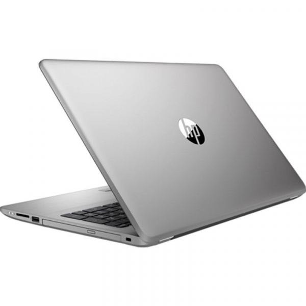 "Laptop HP 250 G6 cu procesor Intel Core i7-7500U pana la 3.50 GHz, Kaby Lake, 15.6"", Full HD, 8GB DDR4, 1TB HDD, DVD-RW, Intel HD Graphics 620, Microsoft Windows 10 Home, Silver, Keyboard DE 2"