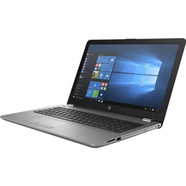 "Laptop HP 250 G6 cu procesor Intel Core i7-7500U pana la 3.50 GHz, Kaby Lake, 15.6"", Full HD, 8GB DDR4, 1TB HDD, DVD-RW, Intel HD Graphics 620, Microsoft Windows 10 Home, Silver, Keyboard DE 1"