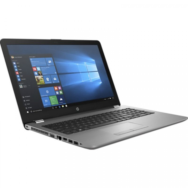 "Laptop HP 250 G6 cu procesor Intel Core i7-7500U pana la 3.50 GHz, Kaby Lake, 15.6"", Full HD, 8GB DDR4, 1TB HDD, DVD-RW, Intel HD Graphics 620, Microsoft Windows 10 Home, Silver, Keyboard DE 3"
