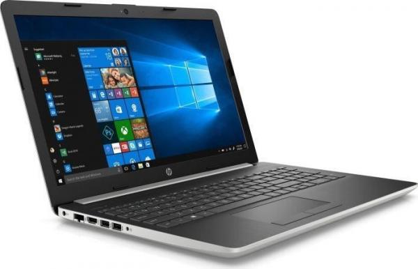 Laptop HP Notebook 15-db1020ng Argintiu, AMD Ryzen 7 3700U, 8 GB DDR4, 256 GB SSD, 1 TB HDD Windows 10 Home 2