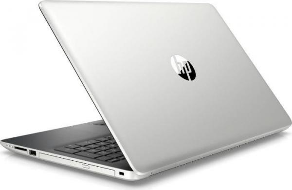 Laptop HP Notebook 15-db1020ng Argintiu, AMD Ryzen 7 3700U, 8 GB DDR4, 256 GB SSD, 1 TB HDD Windows 10 Home 3