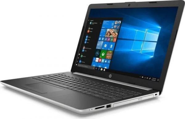 Laptop HP Notebook 15-db1020ng Argintiu, AMD Ryzen 7 3700U, 8 GB DDR4, 256 GB SSD, 1 TB HDD Windows 10 Home 1