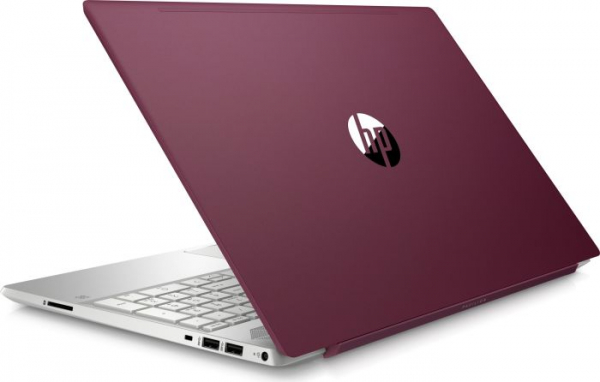 "Laptop HP Pavilion 15-cs0206ng, 15.6 ""(1920x1080), i5-8250U, RAM 8GB DDR4, 256GB M.2 PCIe, Windows 10 Home, tastatura in limba germana 3"
