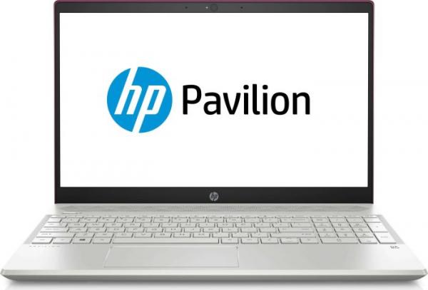 "Laptop HP Pavilion 15-cs0206ng, 15.6 ""(1920x1080), i5-8250U, RAM 8GB DDR4, 256GB M.2 PCIe, Windows 10 Home, tastatura in limba germana 1"