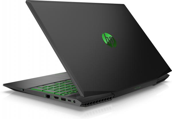 Laptop HP Pavilion Gaming 15-cx0203ng, i5-8300H, Ram 8GB DDR4, HDD 1TB, 16GB Intel Optane, Video GTX 1050 2GB,Windows 10 Home, Tastatura in limba Germana 1