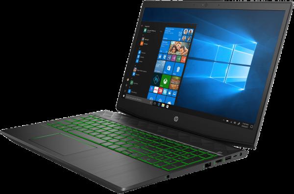 Laptop HP Pavilion Gaming 15-cx0203ng, i5-8300H, Ram 8GB DDR4, HDD 1TB, 16GB Intel Optane, Video GTX 1050 2GB,Windows 10 Home, Tastatura in limba Germana 3
