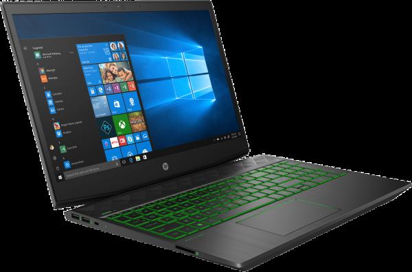 Laptop HP Pavilion Gaming 15-cx0203ng, i5-8300H, Ram 8GB DDR4, HDD 1TB, 16GB Intel Optane, Video GTX 1050 2GB,Windows 10 Home, Tastatura in limba Germana 2