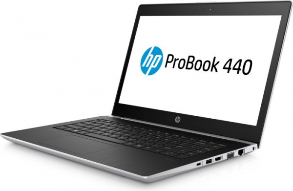 "Laptop HP ProBook 440 G5, 14""(1920x1080), i5-7200U, RAM 8GB DDR4, SSD 256 GB M.2 PCIe, Windows 10 Home, tastatura in limba germana 2"