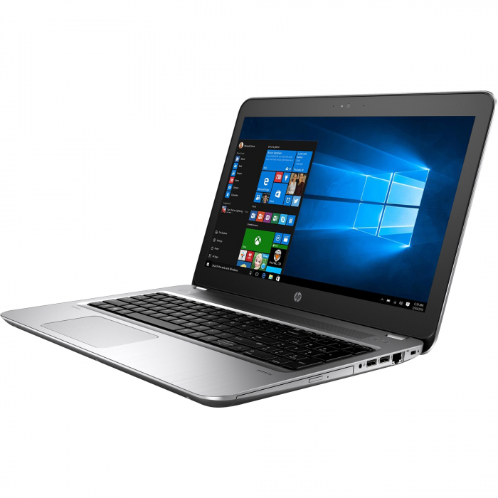 Laptop HP ProBook 450 G4, 15.6 inch, Intel Core i5-7200U, RAM 8GB, SSD M2 128GB 1