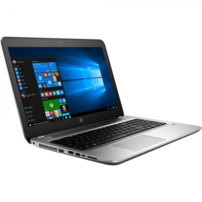 Laptop HP ProBook 450 G4, 15.6 inch, Intel Core i5-7200U, RAM 8GB, SSD M2 128GB 2