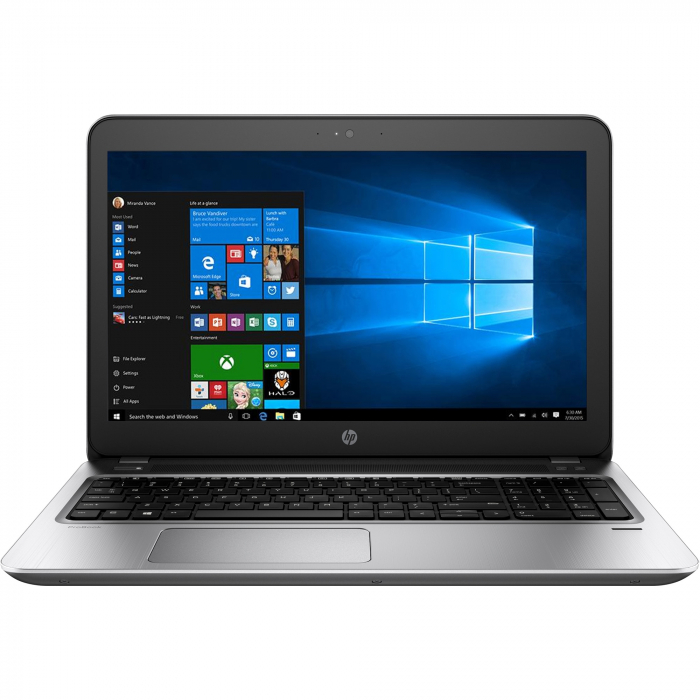 Laptop HP ProBook 450 G4, 15.6 inch, Intel Core i5-7200U, RAM 8GB, SSD M2 128GB 0