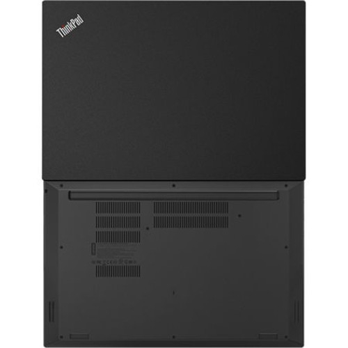 "Laptop Lenovo Thinkpad E580 cu procesor Intel® Core™ i7-8550U pana la 4 GHz, Kaby Lake R, 15.6"", Full HD IPS , 16 GB, HDD 1 TB, SSD 256 GB, Intel UHD Graphics 620, placa grafica dedicata 2 GB, free DO 1"