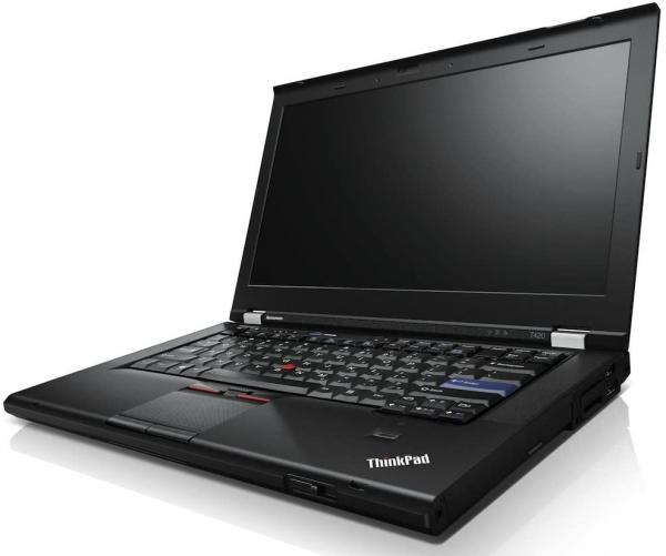"Laptop Lenovo ThinkPad T420 14"" WXGA+ Intel Core i5-2520M 2.50 GHz 4GB DDR3 160 GB HDD 1"