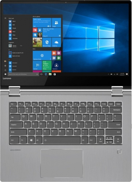 Laptop Lenovo Yoga 530-14IKB Onyx Black, Core i5-8250U, 8GB RAM, 256GB SSD (81EK00LMGE) [5]