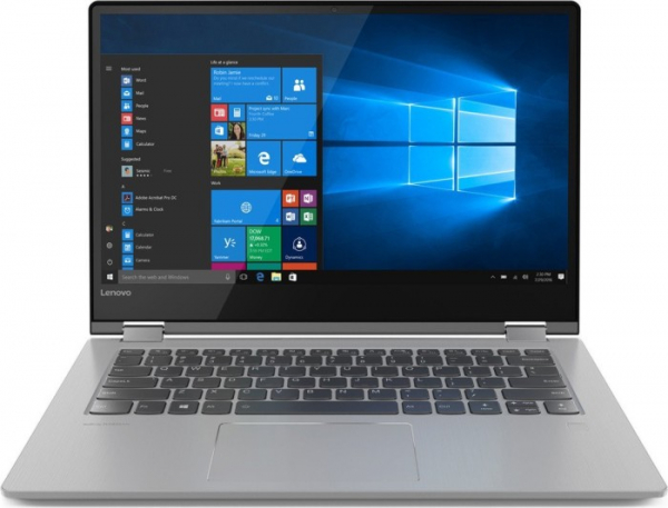 Laptop Lenovo Yoga 530-14IKB Onyx Black, Core i5-8250U, 8GB RAM, 256GB SSD (81EK00LMGE) - Copie 0
