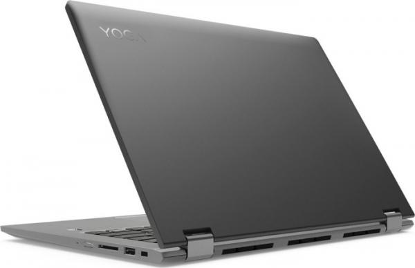 Laptop Lenovo Yoga 530-14IKB Onyx Black, Core i5-8250U, 8GB RAM, 256GB SSD (81EK00LMGE) [3]
