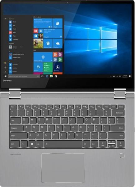 Laptop Lenovo Yoga 530-14IKB Onyx Black, Core i5-8250U, 8GB RAM, 512GB SSD 5