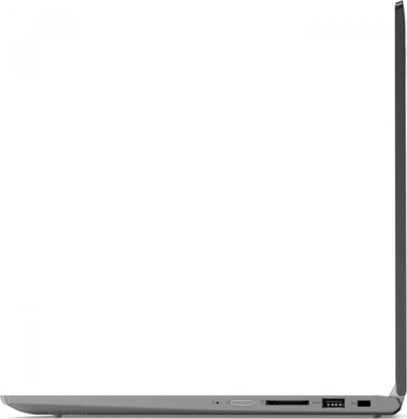 Laptop Lenovo Yoga 530-14IKB Onyx Black, Core i5-8250U, 8GB RAM, 512GB SSD 3